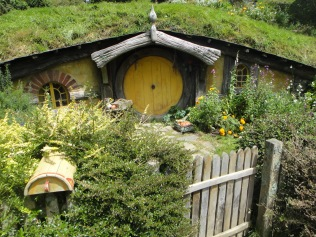New Zealand. Hobbiton, Matamata.